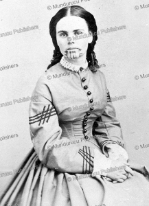 Olive Oatman kept as slave with the Mohave | Photos and Images | Travel