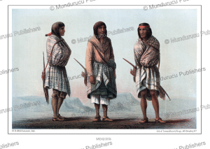 Moqui Indians, H.B. Mollhausen, 1861 | Photos and Images | Travel