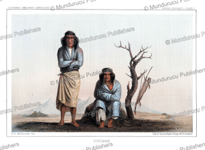 Cocopas (Cocopah) Indians, H.B. Mollhausen, 1861 | Photos and Images | Travel