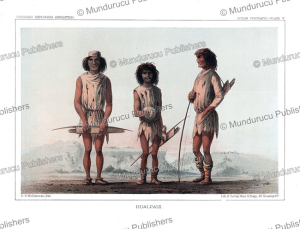 Hualpais (Walapai) Indians, H.B. Mollhausen, 1861 | Photos and Images | Travel