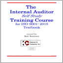 Effective Internal Auditor Self Study Training Course - ISO 9001:2015 | Documents and Forms | Business
