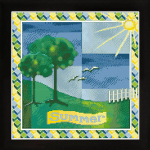 Summer | Crafting | Cross-Stitch | Other