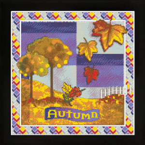 Autumn | Crafting | Cross-Stitch | Other