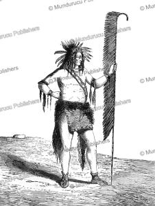 chippewa indian, canada, a. joliet, 1860