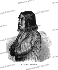 Tinneh or Chippewa (Chippewa) Indian, Canada, Sheldon Jackson, 1880 | Photos and Images | Travel