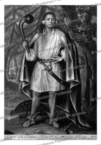 Etow Oh Koam, King of the River Nation, John Verelst, 1770 | Photos and Images | Travel