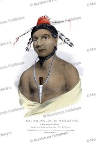 Menominee chief, J.O. Lewis, 1827 | Photos and Images | Travel