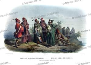 Sauk and Fox (Meskwaki) Indians, Karl Bodmer, 1839 | Photos and Images | Travel