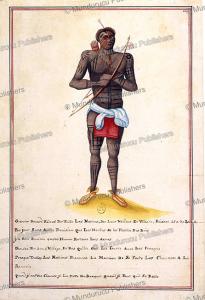 Renard or Meskwaki warrior, 1721 | Photos and Images | Travel