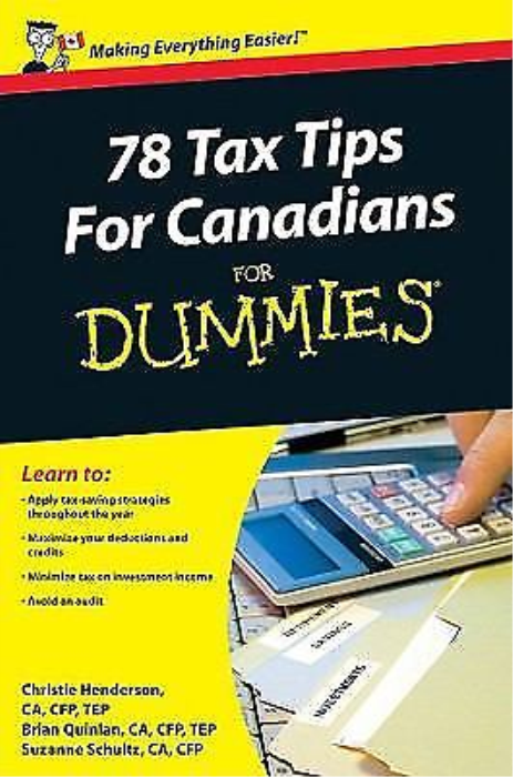 First Additional product image for - 78 Tax Tips for Canadians for Dummies