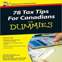 78 Tax Tips for Canadians for Dummies | eBooks | Business and Money
