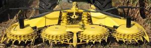 download john deere 778 rotary hay and forage harvesting units technical service repair manual (tm405419)