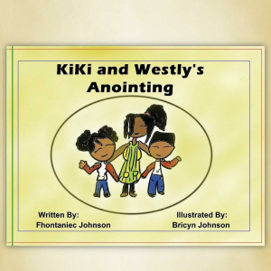 kiki and westly's anointing (sample)
