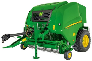 download john deere f440m, f440r hay and forage round baler diagnostics, operation and test service manual (tm300819)