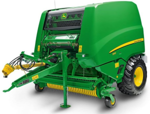 download john deere 960 and 990 hay and forage round baler  technical service repair manual (tm300419)