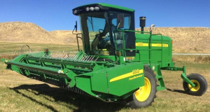 download jhon deere 4895 self propelled hay & forage windrower (sn.-180000) diagnostic, operation and test service manual (tm2034)