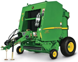 download john deere 449, 459 standard hay and forage round balers all inclusive diagnostic and test technical service manual (tm121019)