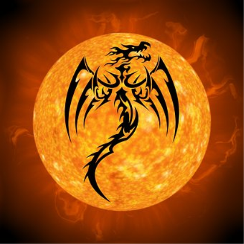 Third Additional product image for - 150 Dragon Images