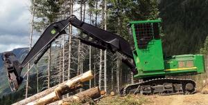 download john deere 3754d log loader technical service repair manual (tm10423)
