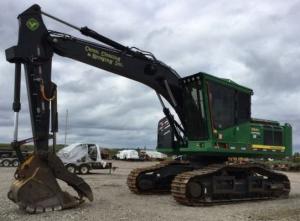 download john deere 2154d road builder technical service repair manual (tm10414)