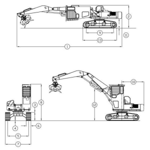 download john deere 330lc and 370 excavator logger (sn.081001-) technical service repair manual supplement (tm1911)
