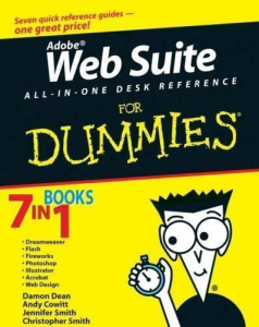 Adobe Creative Suite 3 Web Premium All-in-One Desk Reference for Dummies | eBooks | Technical