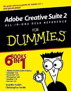 adobecreative suite 2 all-in-one desk reference for dummies