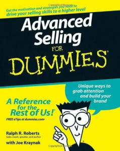 Advanced Selling for Dummies | eBooks | Business and Money