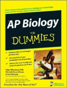 AP Biology for Dummies | eBooks | Science