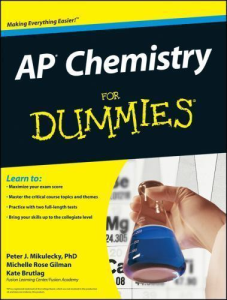 AP Chemistry for Dummies | eBooks | Science