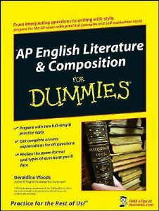AP English Literature & Composition for Dummies | eBooks | Education