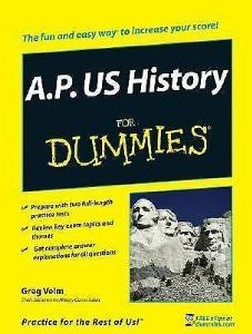 AP U.S. History for Dummies   eBooks   History