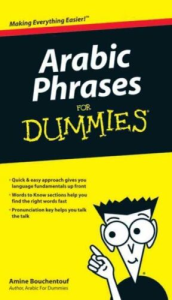 Arabic Phrases for Dummies | eBooks | Language