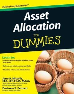 Asset Allocation for Dummies | eBooks | Finance