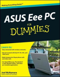ASUS Eee PC for Dummies | eBooks | Computers