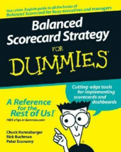 Balanced Scorecard Strategy for Dummies | eBooks | Business and Money