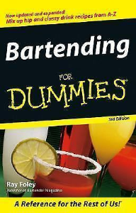 Bartending for Dummies | eBooks | Food and Cooking