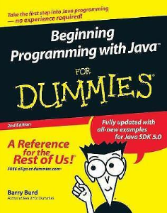 Beginning Programming with Java for Dummies | eBooks | Technical