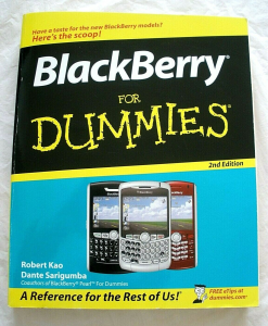 BlackBerry for Dummies | eBooks | Technical