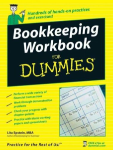 Bookkeeping Workbook for Dummies | eBooks | Business and Money