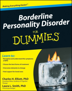Borderline Personality Disorder for Dummies | eBooks | Health