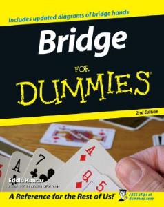 Bridge for Dummies | eBooks | Games