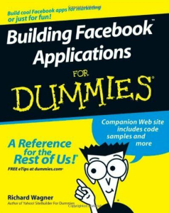 Building Facebook Applications for Dummies | eBooks | Technical