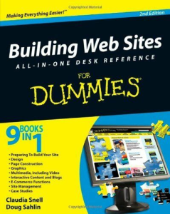 Building Web Sites All-in-One for Dummies | eBooks | Computers