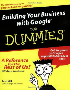 Building Your Business with Google for Dummies | eBooks | Business and Money