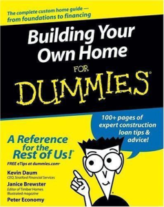 Building Your Own Home for Dummies | eBooks | Technical