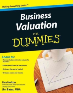 Business Valuation for Dummies | eBooks | Business and Money