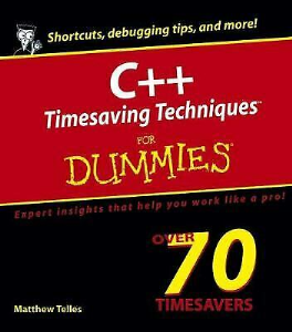 C++ Timesaving Techniques for Dummies | eBooks | Computers