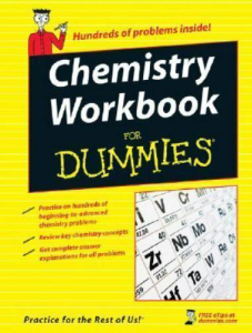 Chemistry Workbook for Dummies | eBooks | Science