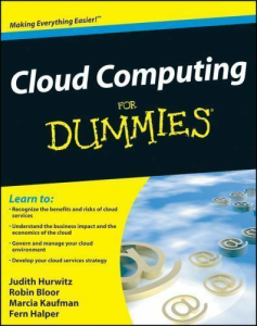 Cloud Computing for Dummies | eBooks | Computers